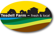 Tesdell Farm, fresh and local