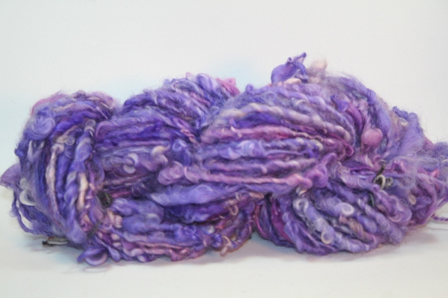 Click to enlarge Hand Spun Yarn