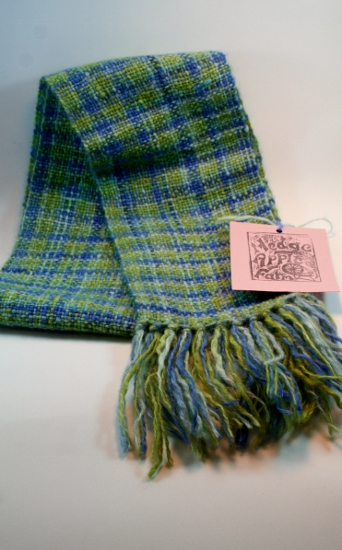 Click to enlarge Handwoven Scarf