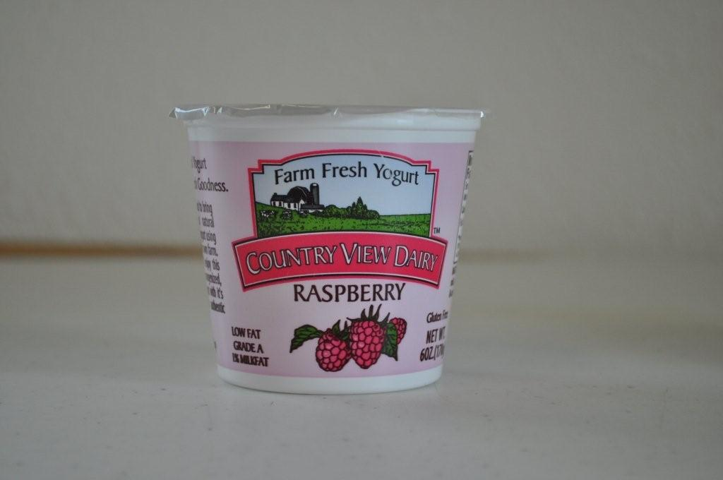 Click to enlarge Original: Case (dozen) 6 oz Raspberry