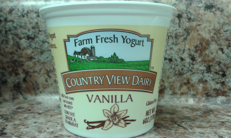 Click to enlarge Vanilla 6 oz All-Natural Farmstead Yogurt (1 dozen)