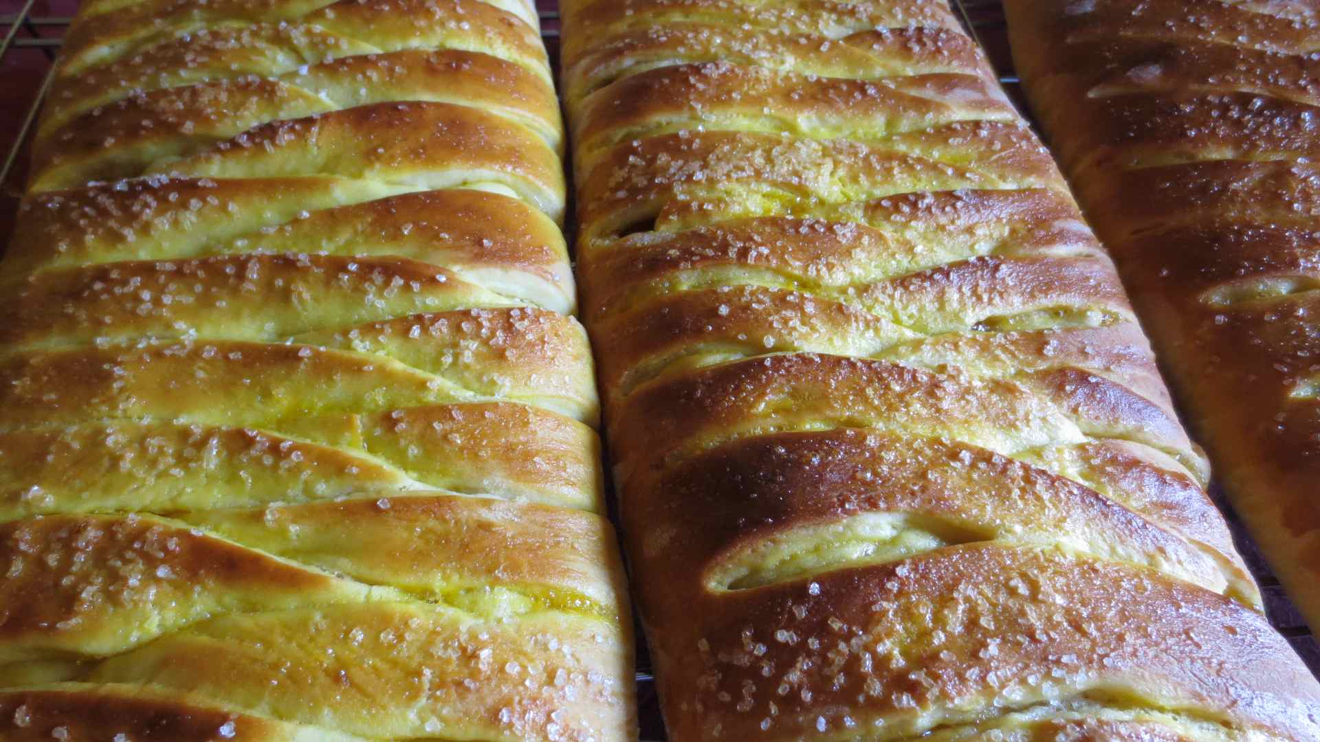 Click to enlarge Breakfast Braid