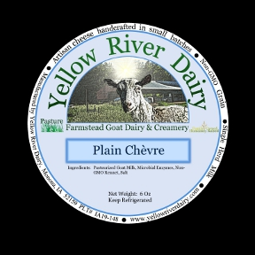 Click to enlarge Creamy Chevre-Plain