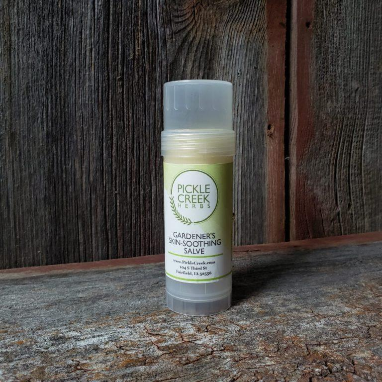 Click to enlarge Gardener's Skin-Soothing Salve