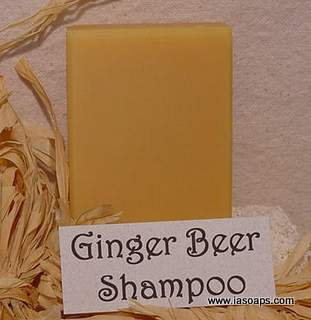 Click to enlarge Beer Shampoo
