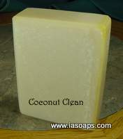 Click to enlarge Coconut Clean Soap