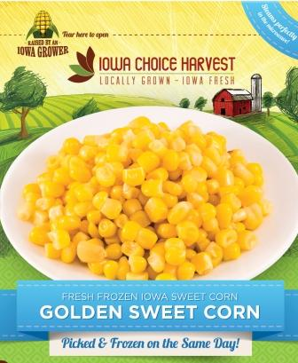 Click to enlarge ON SALE - Frozen Sweet Corn