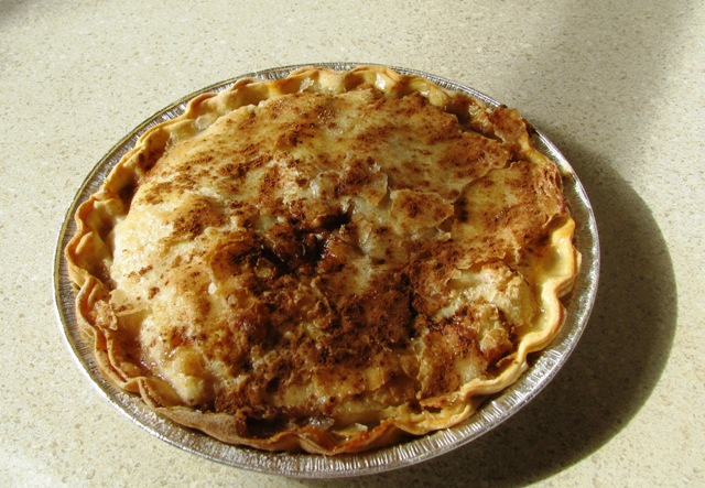 Click to enlarge Caramel Apple Pie