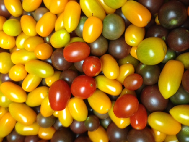 Click to enlarge Grape Tomatoes Medley Mix