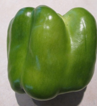 Click to enlarge Sweet Green Pepper
