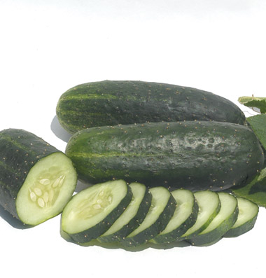Click to enlarge Certified Naturally Grown Cucumbers