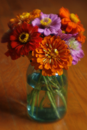 Click to enlarge Farm Fresh Flower Bouquet