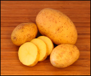 Click to enlarge Carola Potatoes