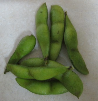 Click to enlarge Edamame Beans