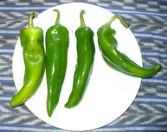 Click to enlarge 1 lb Bag of Biggie Chile Peppers