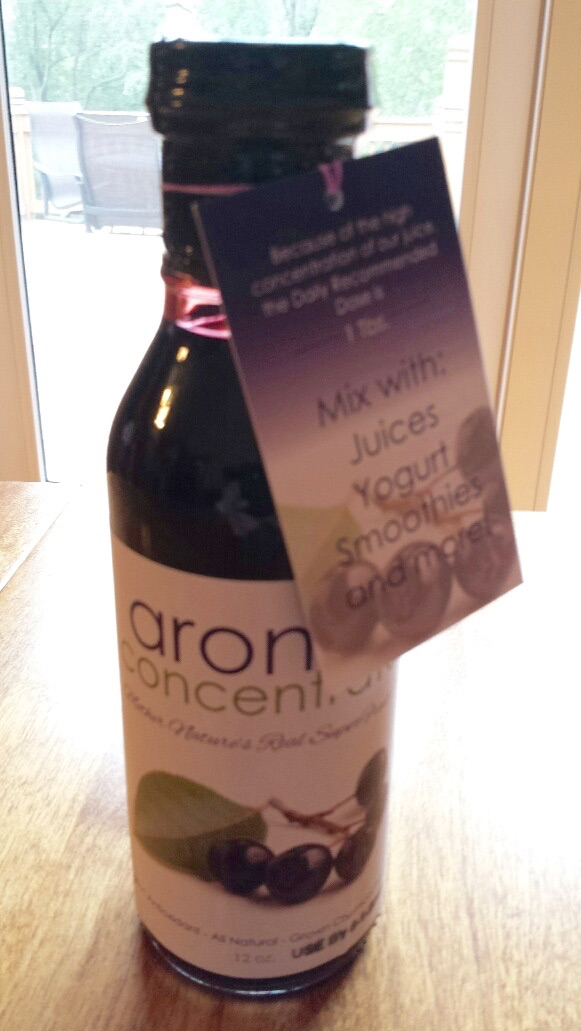 Click to enlarge Aronia Concentrate