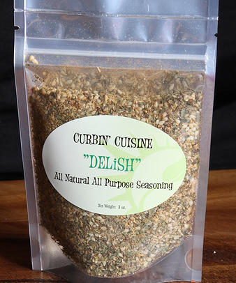 Click to enlarge DELiSH All Purpose Seasoning