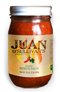 Click to enlarge Juan's Medium Gourmet Salsa ON SALE