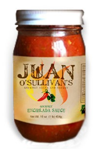 Click to enlarge Juan's Gourmet Enchilada Sauce