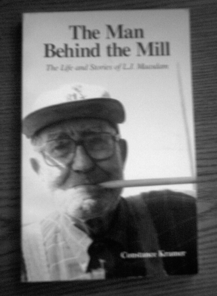 Click to enlarge The Man Behind the Mill