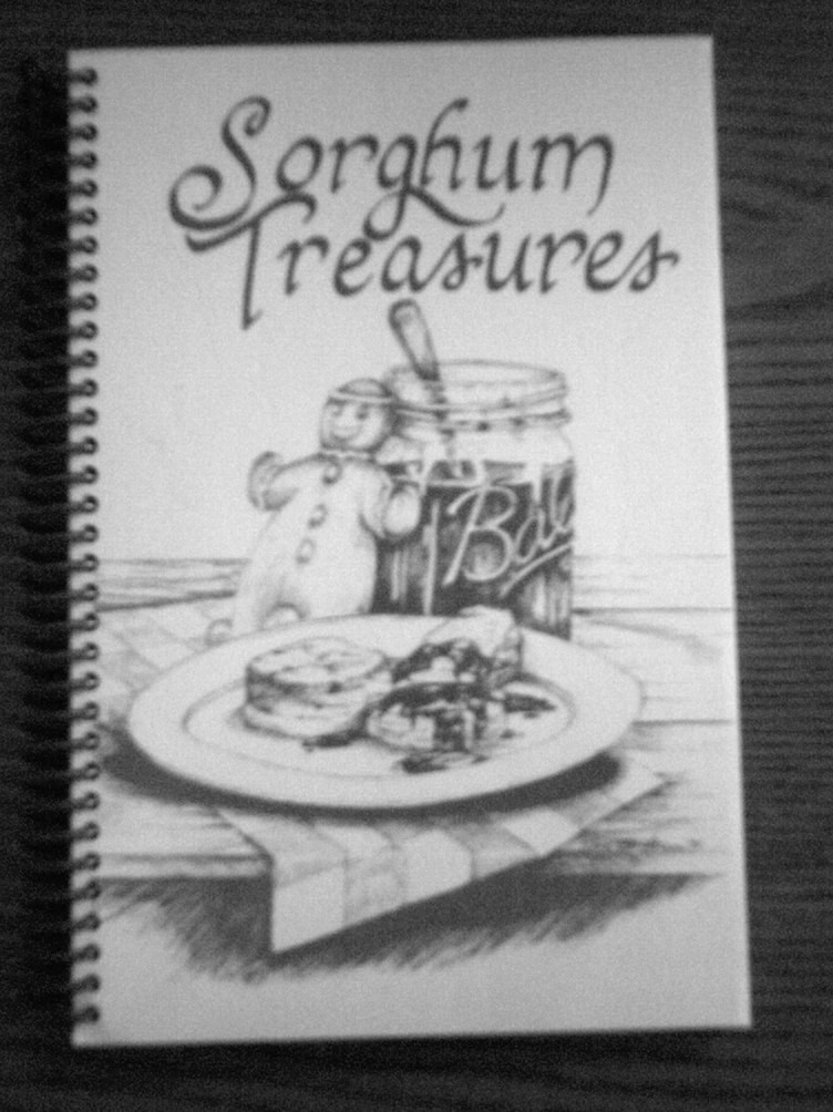 Click to enlarge Sorghum Treasures Cookbook #1