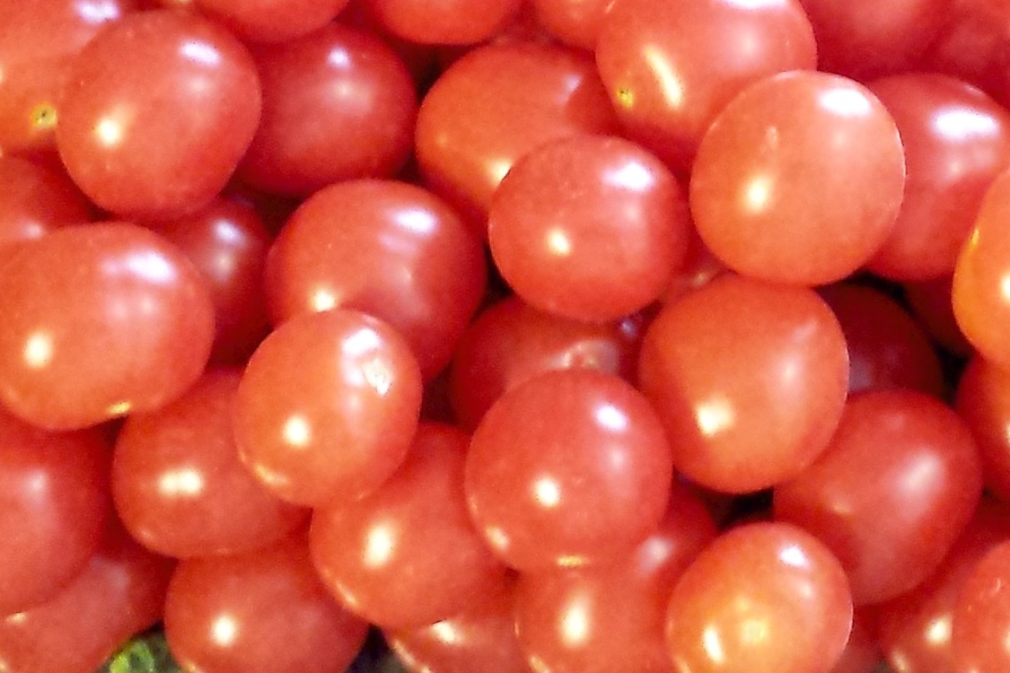 Click to enlarge Cherry Tomatoes
