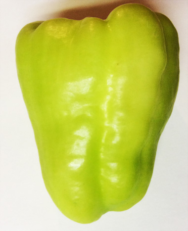 Click to enlarge Lime Green Bell