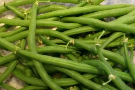 Click to enlarge Green Beans