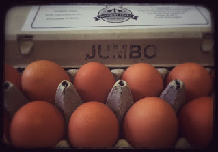 Click to enlarge Jumbo Brown Eggs