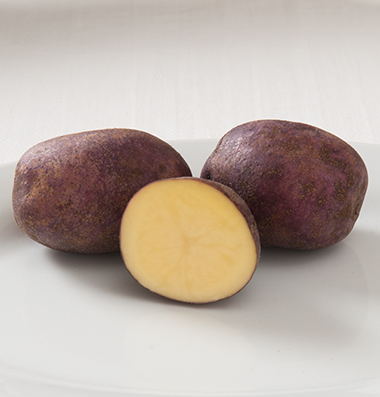 "Click to enlarge Certified Naturally Grown New ""Peter Wilcox"" Potatoes"