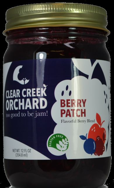 Click to enlarge Berry Patch 12oz Jar