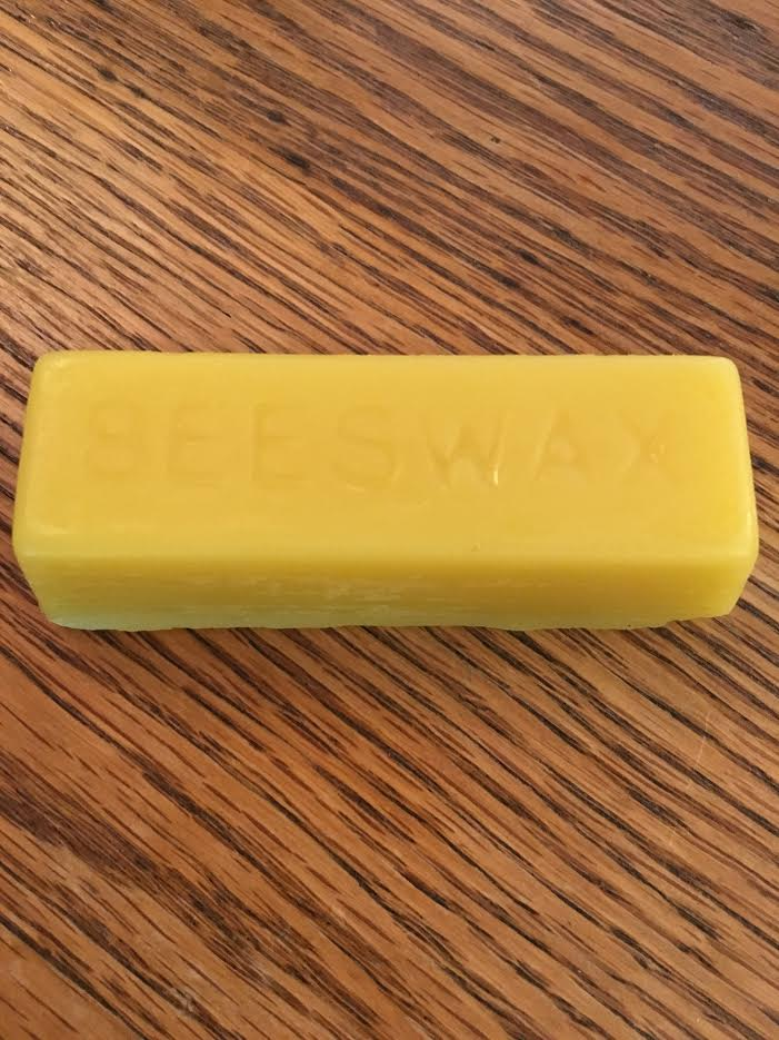Click to enlarge Beeswax Bar - 1 oz