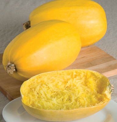Click to enlarge Spaghetti Squash