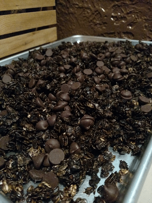 Click to enlarge Chocolate Espresso Granola