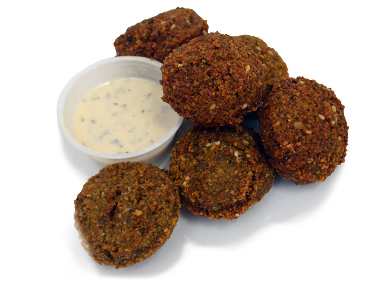 Click to enlarge Falafel