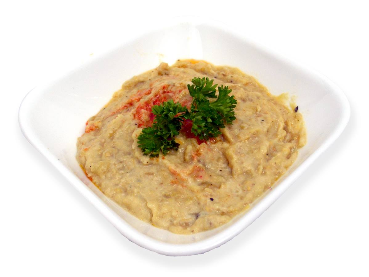 Click to enlarge Baba Ghanouj (Roasted Egg Plant)