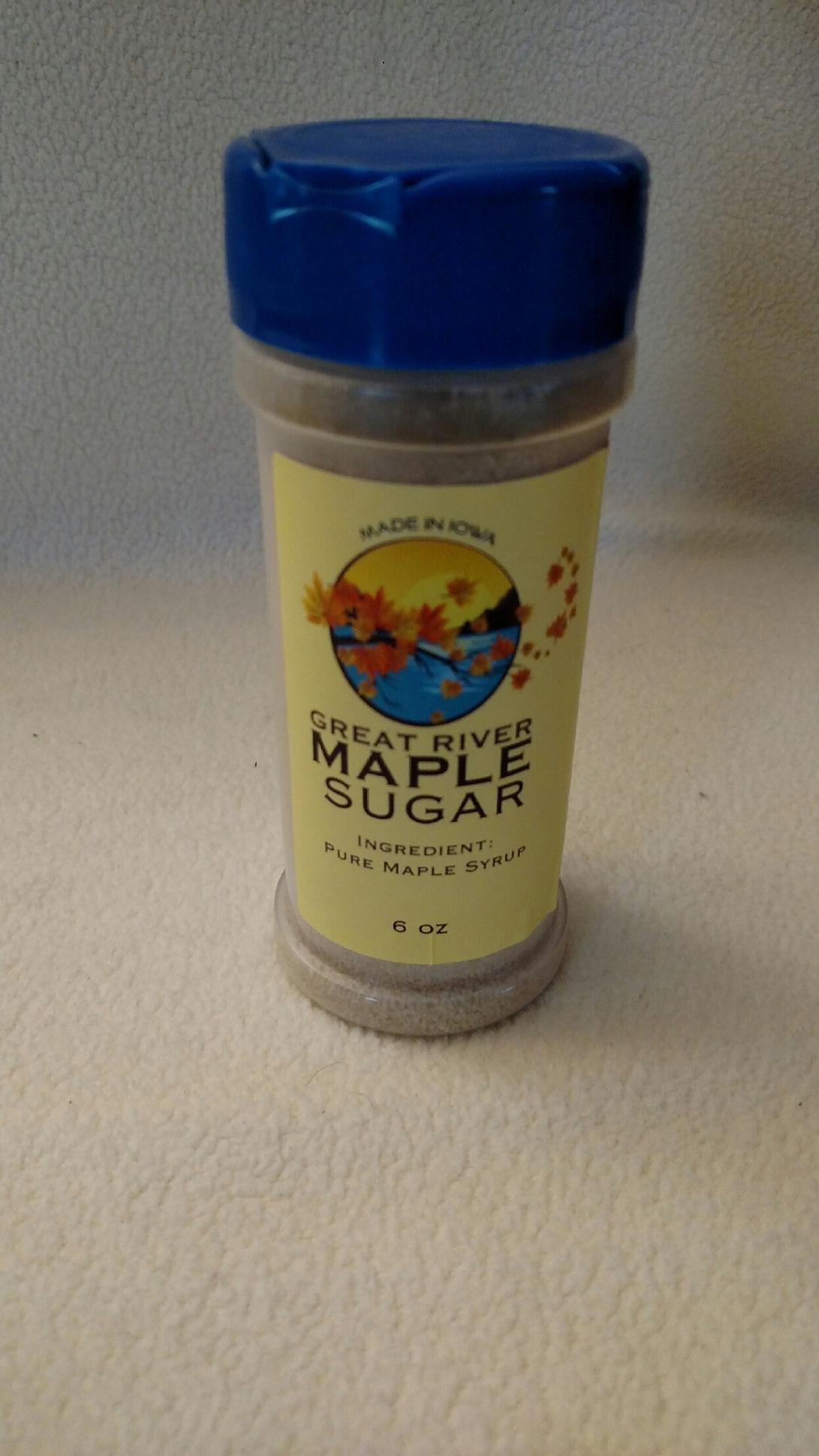Click to enlarge Maple Sugar