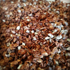 Click to enlarge Chocolate Mint Granola