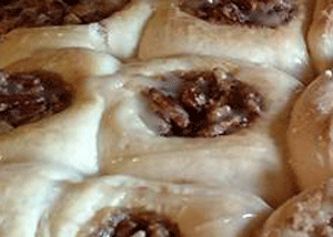 Click to enlarge Sticky Pecan Kolaches
