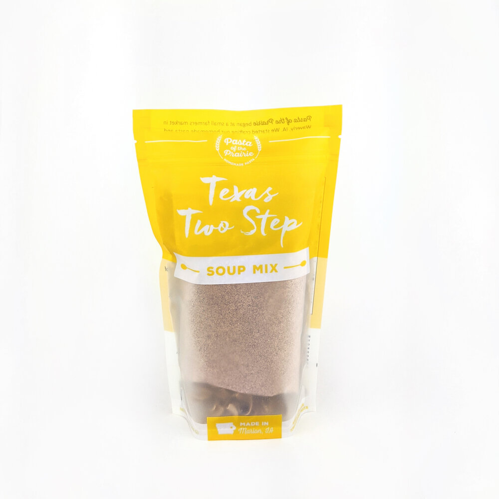 Click to enlarge Soup Mix - Texas Two Step