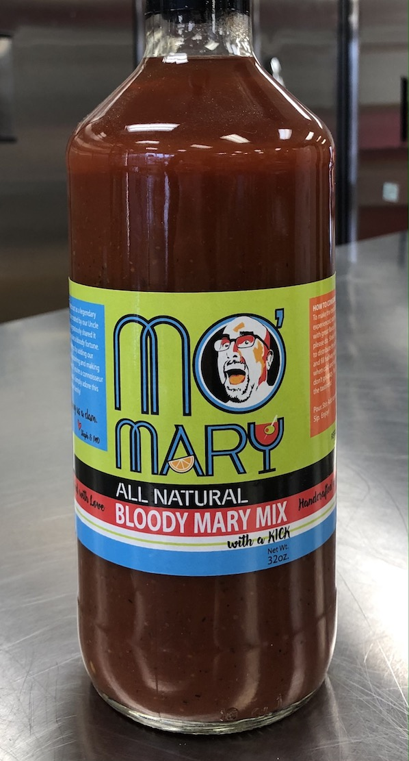 Click to enlarge Mo'Mary All Natural Bloody Mary Mix and Soup Base