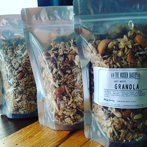 Click to enlarge Just Nutty Granola