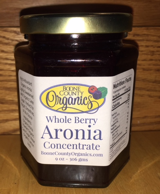 Click to enlarge Whole Berry Aronia Concentrate