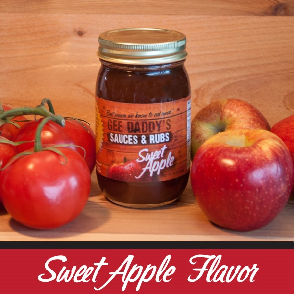 Click to enlarge Sweet Apple BBQ Sauce