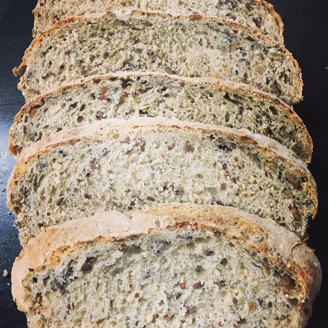 Click to enlarge Multi Grain Bread