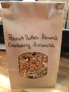 Click to enlarge Peanut Butter Cranberry Almond