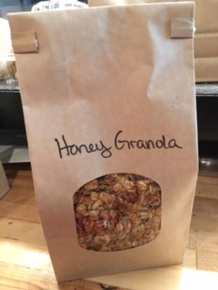 Click to enlarge Honey Granola