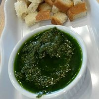 Click to enlarge Sauce, Spinach Walnut Pesto