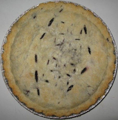 Click to enlarge Blue Berry Pie