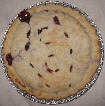 Click to enlarge Cherry Pie